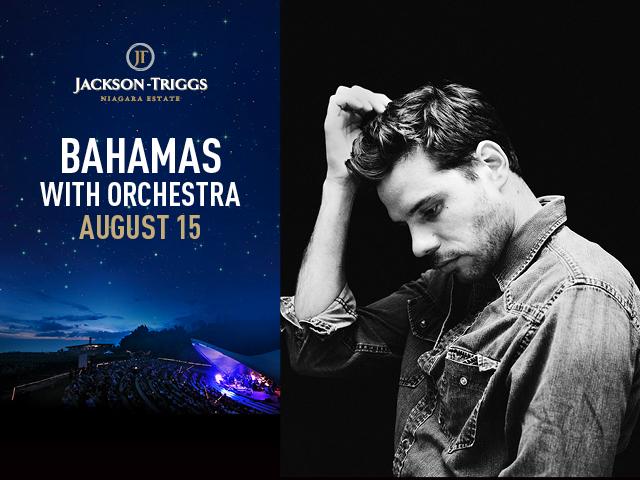 JACKSON TRIGGS - BAHAMAS