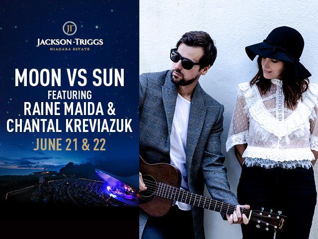 JACKSON TRIGGS - SUN VS MOON