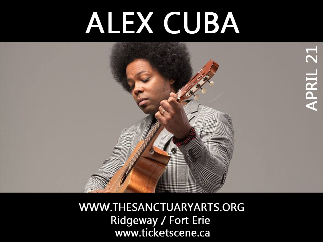 Alex Cuba - The Sanctuary
