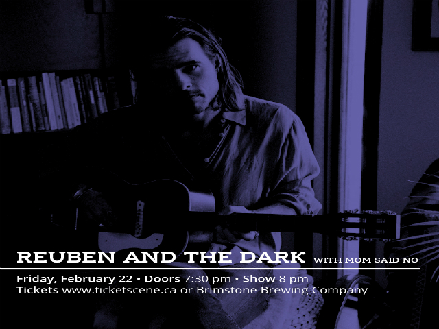 The Sanctuary - Reuben Dark