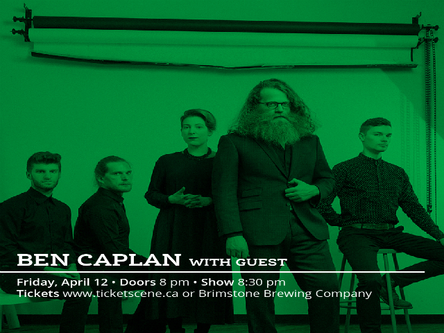 The Sanctuary - Ben Caplan