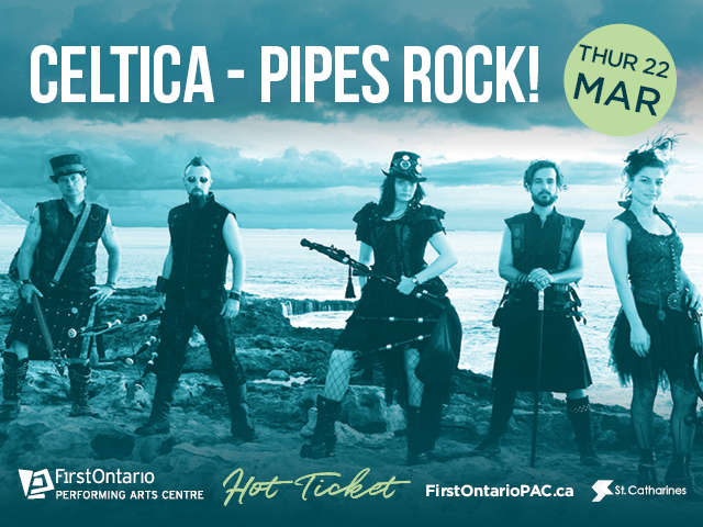 PAC - Celtica Pipes Rock