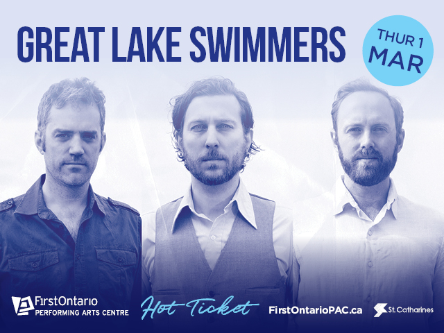 PAC - Great Lake Swimmers