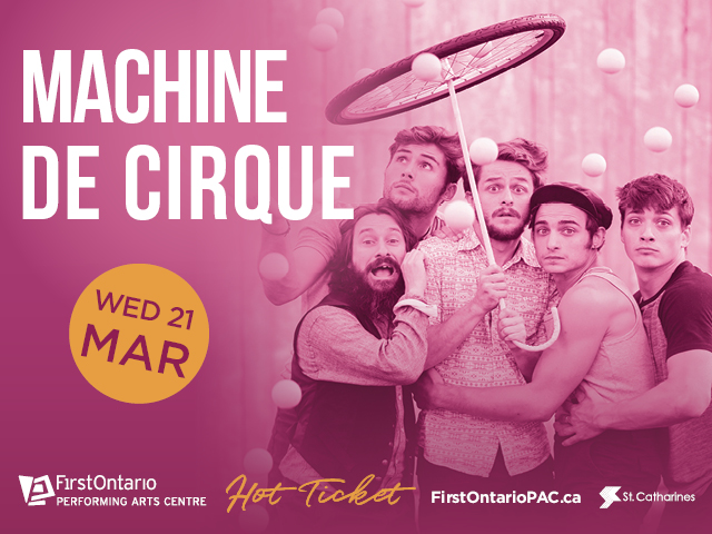 PAC - Machine De Cirque