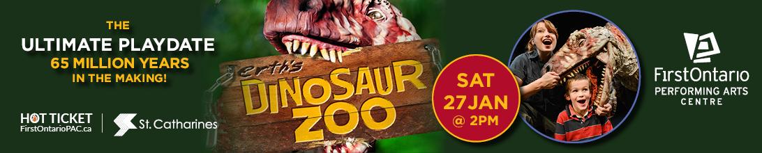 PAC - Dinosaur Zoo