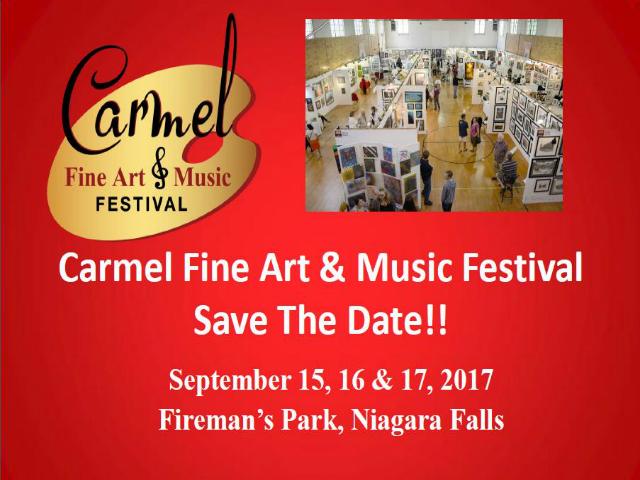 Carmel Arts Festival
