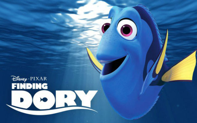 Finding Dory in Chippawa Park