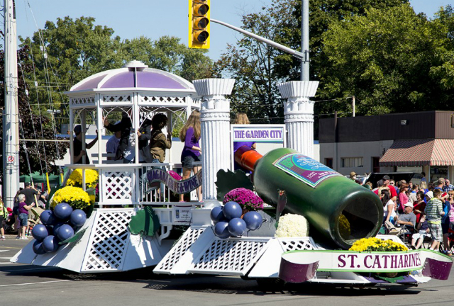 The 66th Annual Meridian Grand Parade, St. Catharines