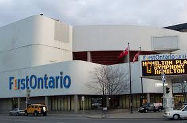 First Ontario Centre (formerly Copps Coliseum)
