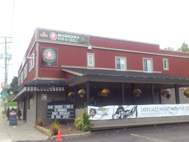 McGregors Pub and Grill