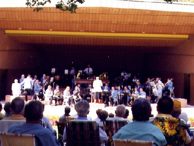 Queenston Heights Bandshell Concert Series