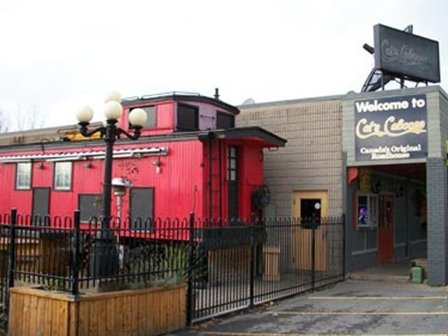 Cats Caboose