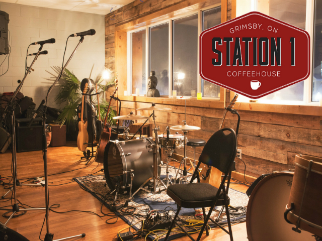 Station 1 Coffeehouse