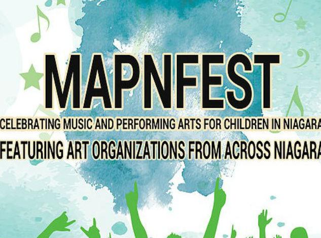 Mapnfest Children's Music & Art Festival