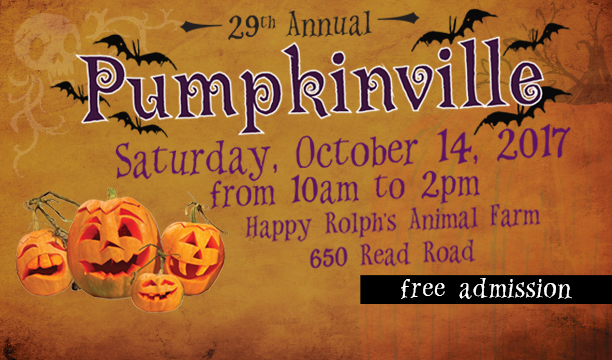 Pumpkinville @ Happy Rolph's