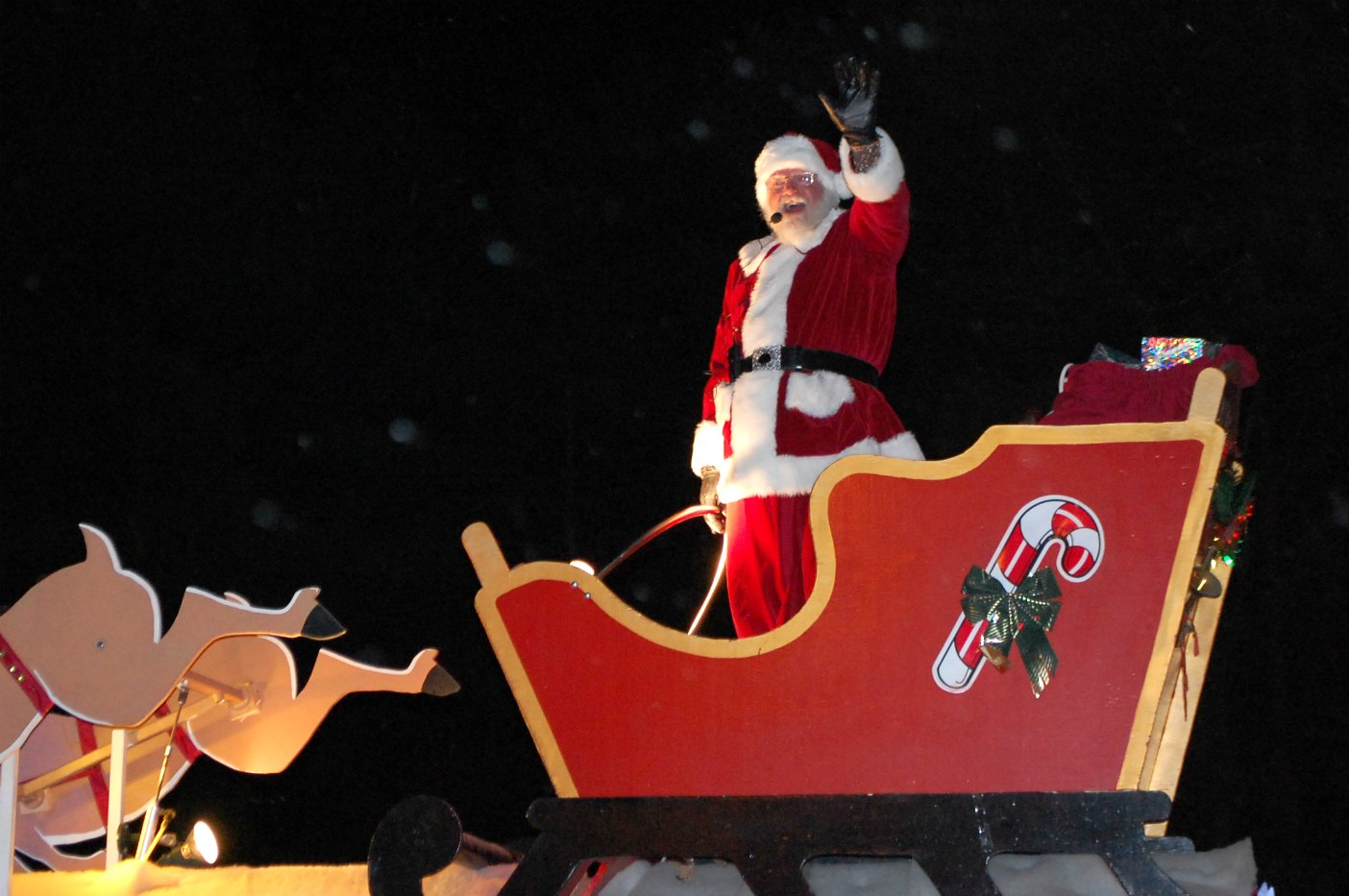 Thorold Santa Claus Parade
