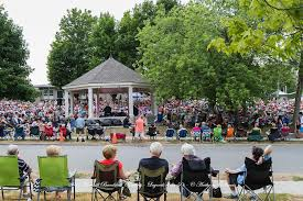 Fonthill Bandshell - Eclectic Vinyl Orchestra