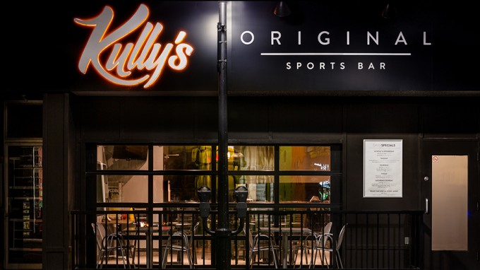 Kully's Original Sports Bar