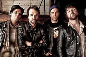 The Trews at Scotiabank Convention Centre
