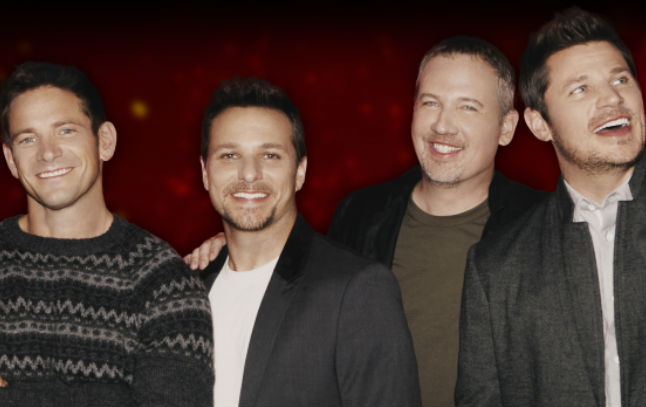98 Degrees Christmas Show