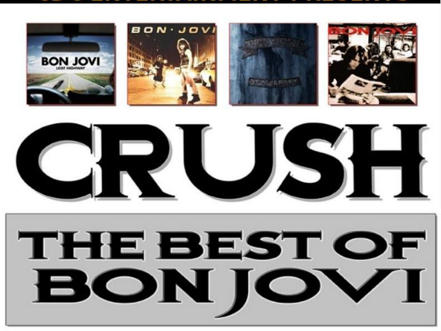 Crush - The Best of Bon Jovi