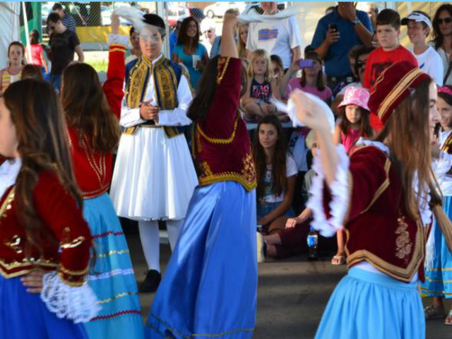 The Niagara Greek Festival