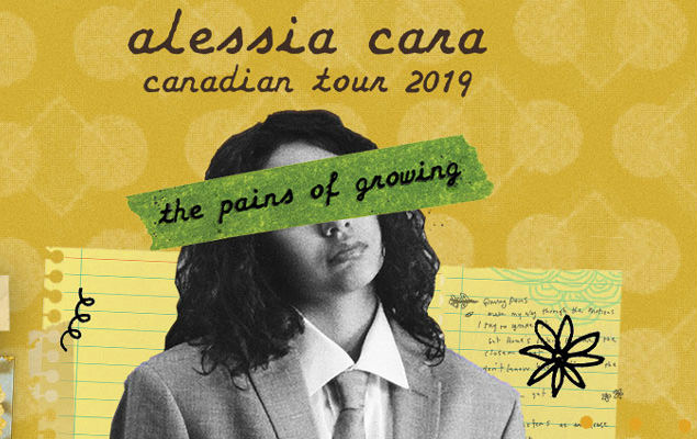 Alessia Cara: Pains of Growing Tour