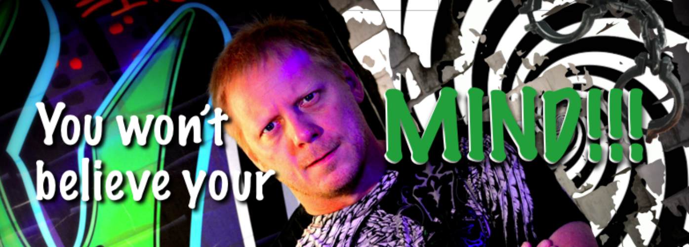 Lose Your Mind On New Year's Eve at the Comedy Magic Hypnosis Show