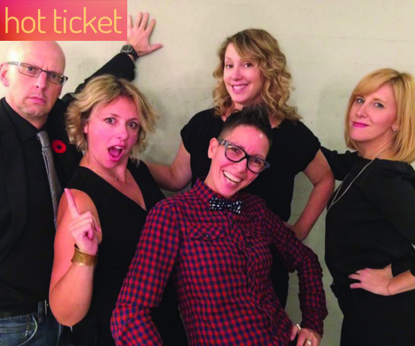 Girls Nite Out - Comedy Night