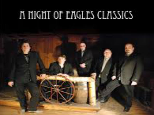 New Kid in Town - Eagles Tribute