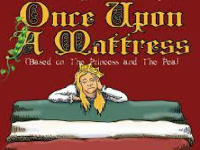 Pt. Colborne Operatic Society - Once Upon A Mattress