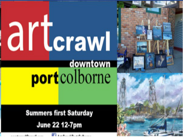 Port Colborne Art Crawl