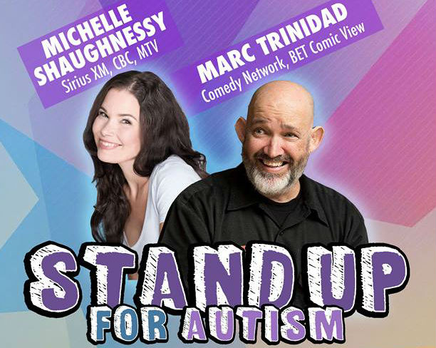 Stand Up For Autism Comedy Show