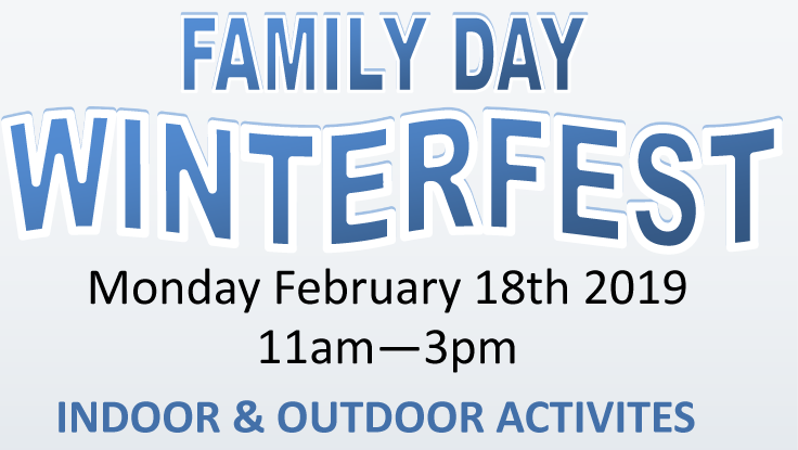 Winterfest 2019 Family Day
