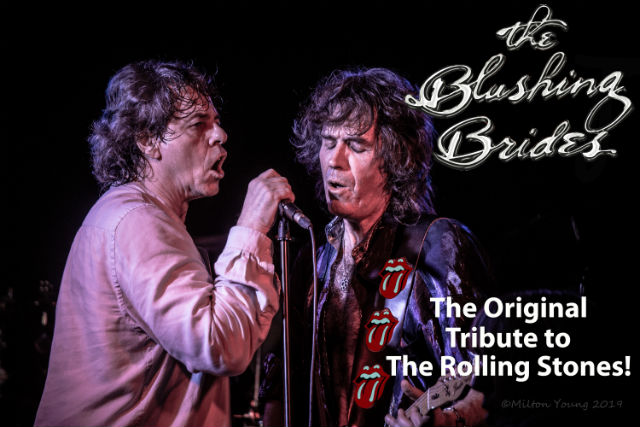 The Blushing Brides Salute The Rolling Stones