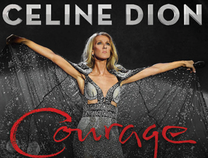 Celine Dion - Courage Tour
