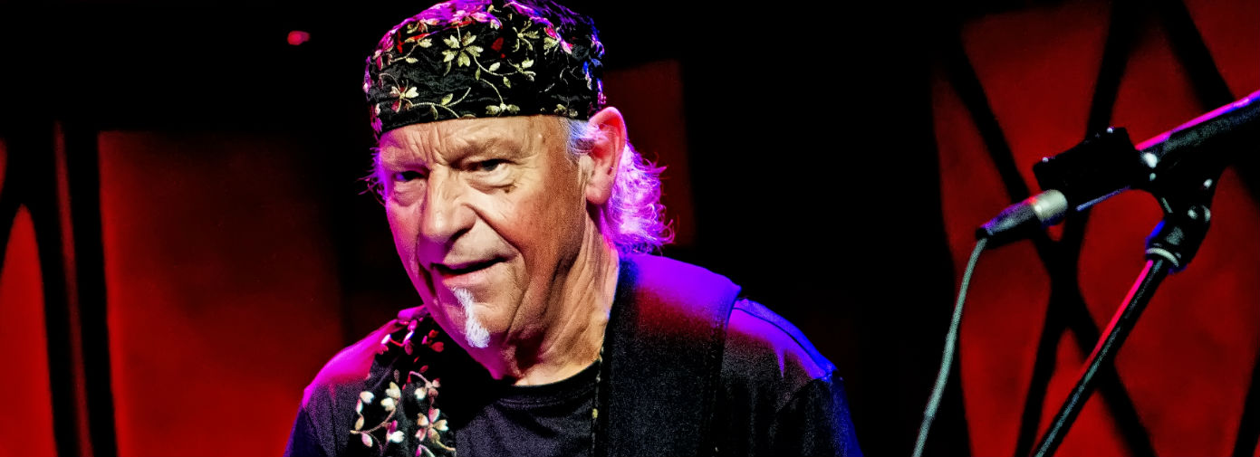 Jethro Tull's Martin Barre: Taking Roads Less Travelled