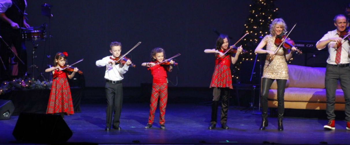 A Celtic Family Christmas: Natalie MacMaster & Donnell Leahy Return