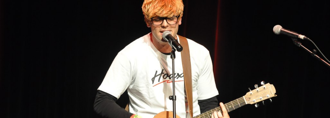 East Comes West to Pay Tribute to Ed Sheeran