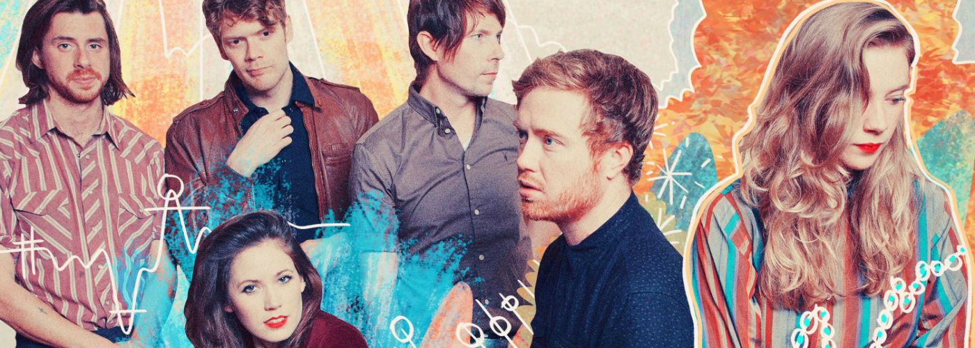 Fast Romantics: Pop Goes The Indie Band