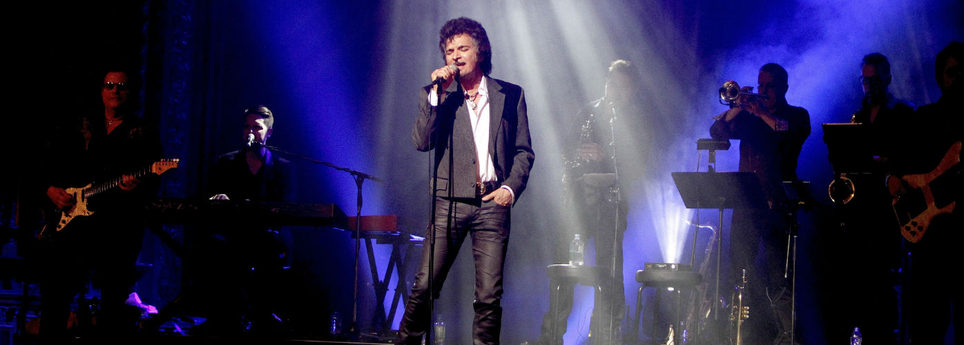 Gino Vannelli: Wheels of Life Still Spinning