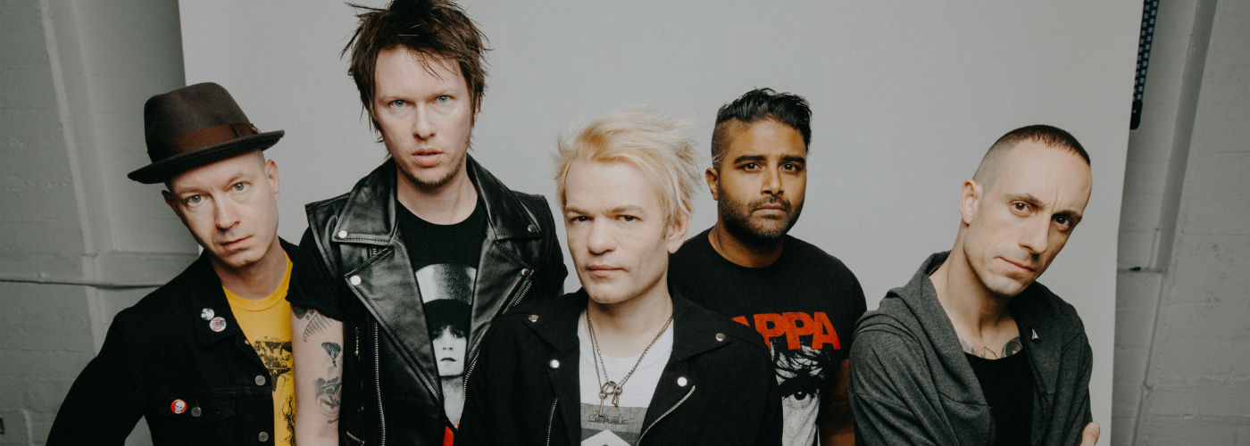 "A Conversation With Sum 41's Jason ""Cone"" McCaslin"