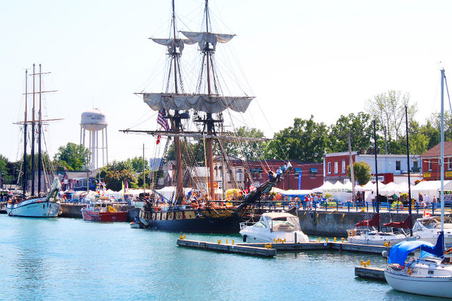 Canal Days - Port Colborne