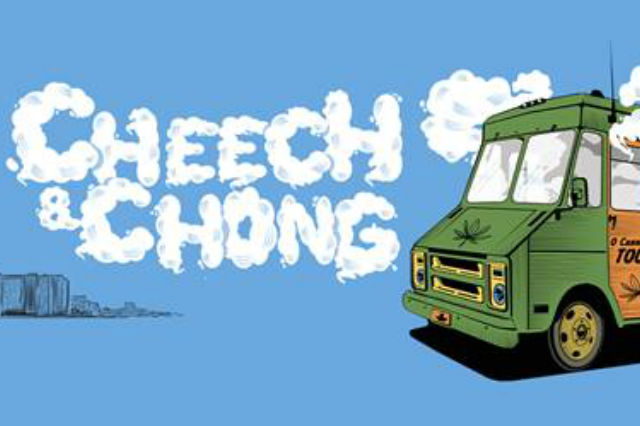 Cheech & Chong O Cannabis Tour