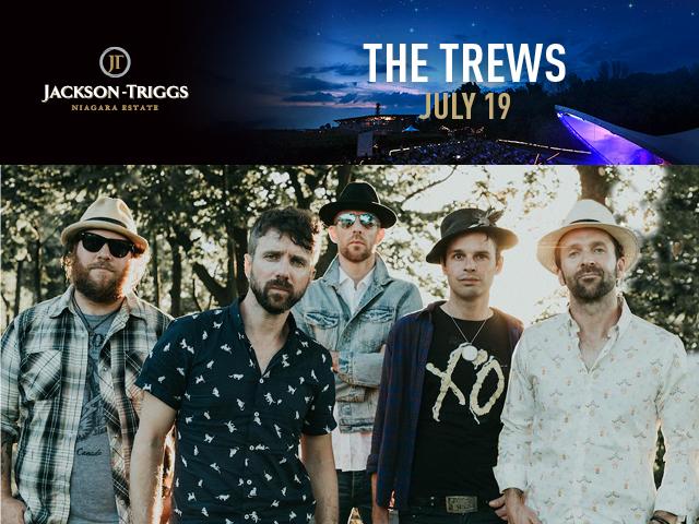 JACKSON TRIGGS - The Trews