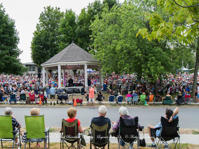 Fonthill Bandshell - Epic Journey